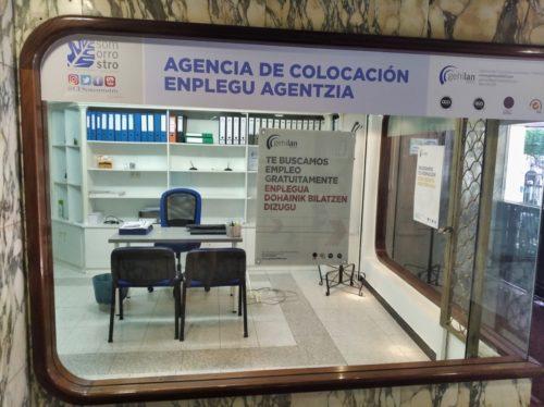 Gehilan 2000 reabre las puertas de su oficina de Santurtzi como Centro Colaborador Lanbide